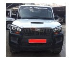 Mahindra Scorpio S4 2016 is on sale