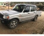 Scorpio pickup 25 lakh bank exchange with any car
