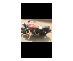 Royal enfield class 350 urgent sell reddich edition
