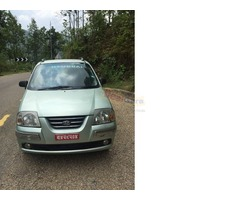 Full option Santro xing for sale