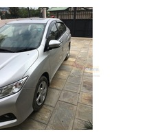 Honda city vxmt1.5 automatic 2015 sunroof