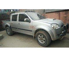 Like Hilux pick up