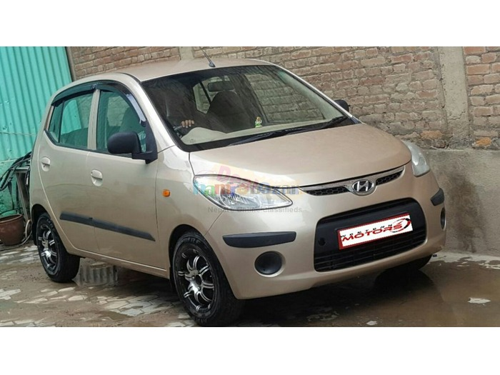 Hyundai i10 Era 2009 For Sale & Exchange
