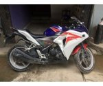 CBR 250 with new tyre for sale