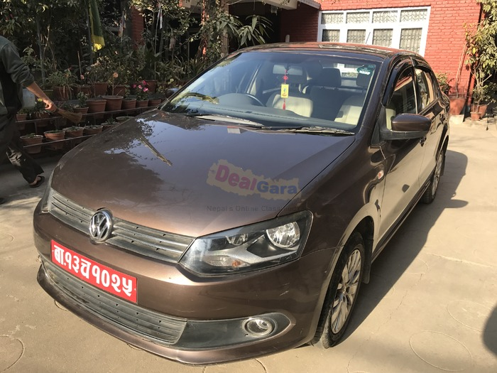Volkswagen Vento 1.6 Highline 2015 (single User)