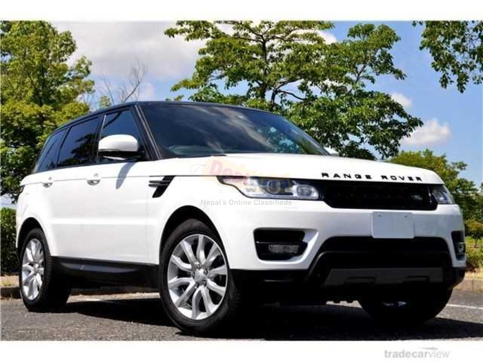 2015 Land Rover Range Rover Sport For Sale [Price Rs. 20