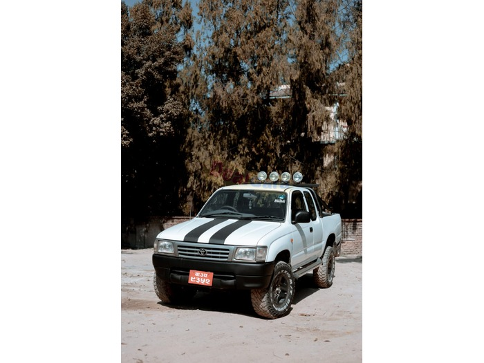 Modified Toyota HILUX on sale