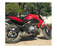 Benelli 300 Abs (red)