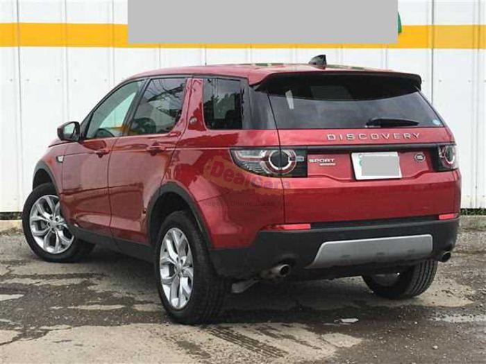 2017 Land Rover Discovery Sport HSE For Sale [Price Rs. 20