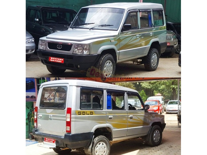 2014 Tata Sumo (Gold) Wth Power Streeing For Sale