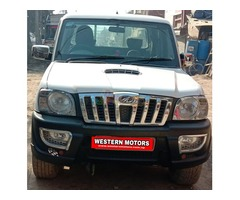 2015 Mahindra Scorpio Double-Cab 4x4 For Sale & Exchange