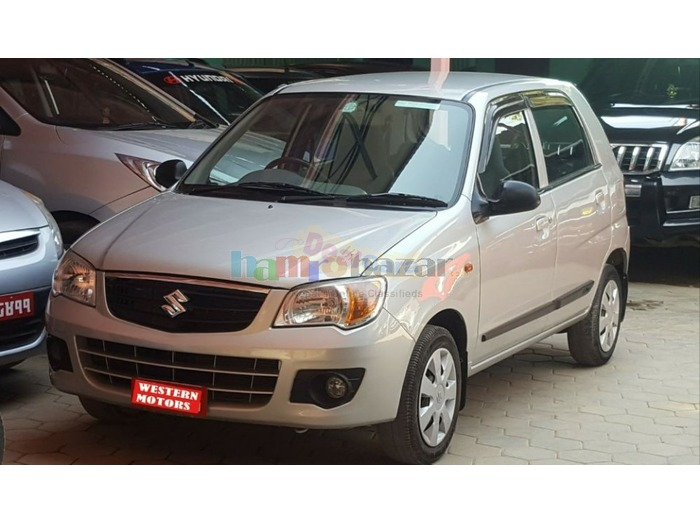 2012 Maruti Suzuki Alto (K10) For Sale & Exchange