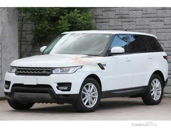 2017 Land Rover Range Rover Sport SE For Sale [Price Rs