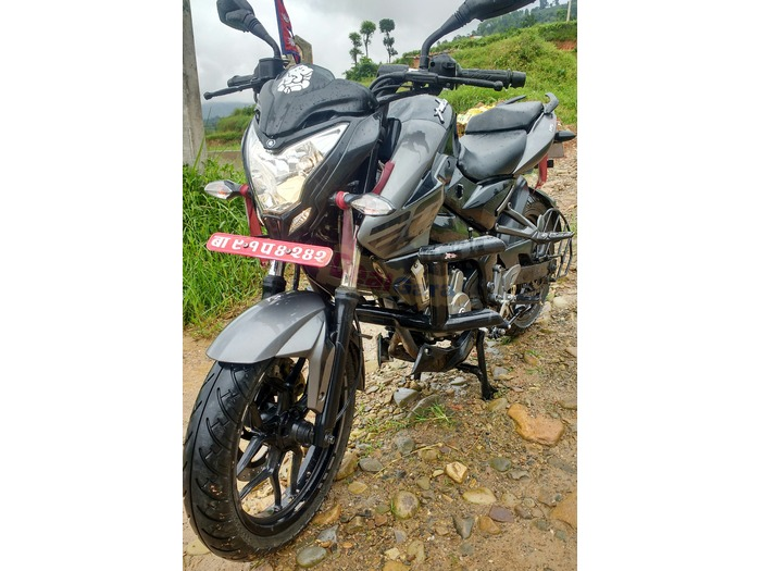 Bike on Sell NS 200
