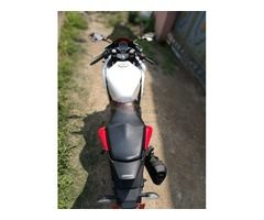 Honda CBR 250r (White & red)