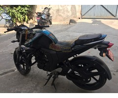 Sports bike fzsv2 on sale