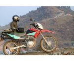 Ride with XR 150
