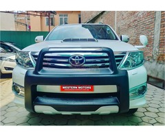 Toyota Fortuner 3.0 D4d 2015 For Sale & Exchange