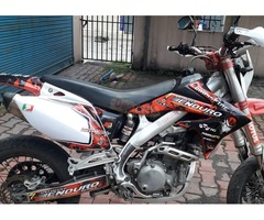 crossfire xz250RR urgent in sell