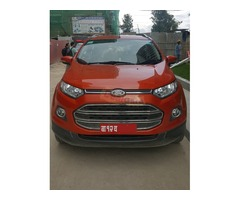 Excellent Condition Ford Ecosport
