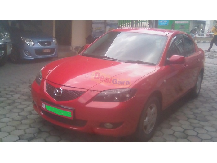 Fresh and good condition japanese mazda 3 for sale.hurry up.