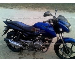 150 Pulsar Blue Color