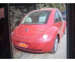 FRESH VOLKSWAGEN BETTLE CAR FOE SALE IN AFFORDABLE RTE.HURRY UP.!!