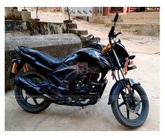 Fresh honda unicorn 160cc