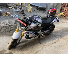 BMW G310r on sale