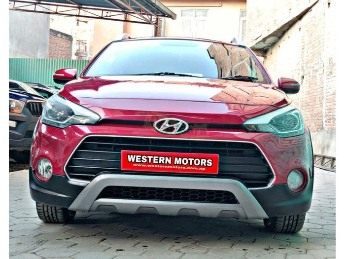 Hyundai I20 Active S 2015 For Sale