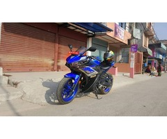Yamaha  R3(Sale or exchange with 4wd)
