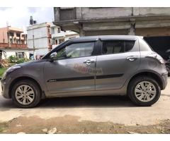 Singal hand swift zxi 2015 model push button for sell or exchange