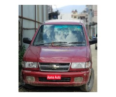 Chevrolet Tavera Full Option Double Ac 7 Seater Jeep On Sale