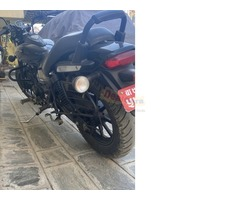 Bajaj Avenger 180 on sale