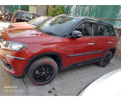 Brezza Full Option SUV car on sell