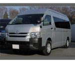 Green Plate Toyota Hiace in Excellent condition for sell