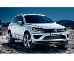 Volkswagen Touareg 3.0L Fully Loaded
