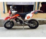 Used Crossfire XZ250RR Motard