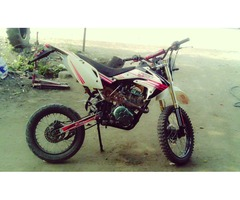 New Bse A6 Dirt Bike