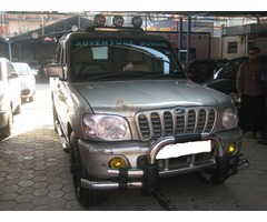 Mahindra Scorpio (Pick Up 4WD)