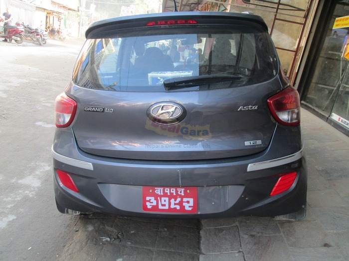 Hyundai Grand I10 Asta 1 2 For Sale Price Rs 23 50 000