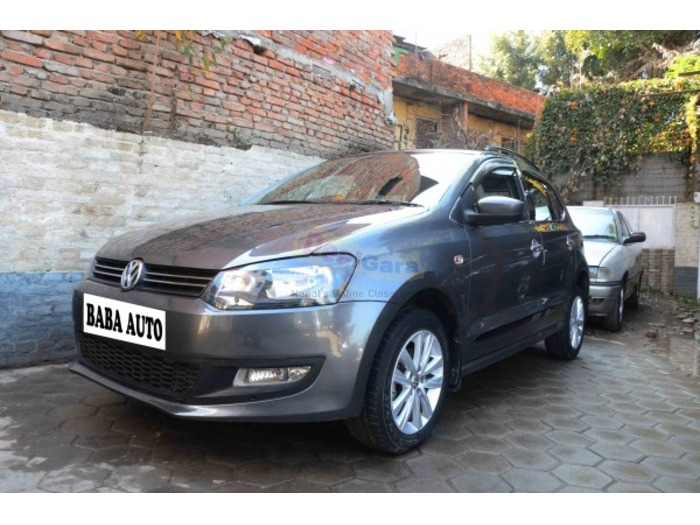 Volkswagen Polo 1 6 Highline 2013 Price Rs 25 50 000