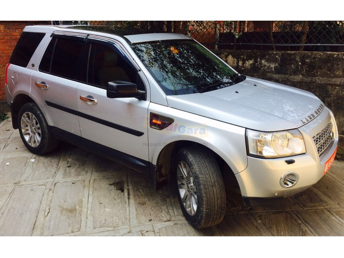 Land Rover Freelander 2 (2008) [Price Rs. 80,00,000