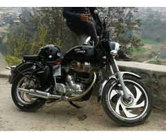 Fully Modified Royal Enfield Bullet Electra Twinspark On Sale