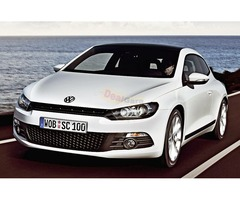 Volkswagen Scirocco [Full Option]