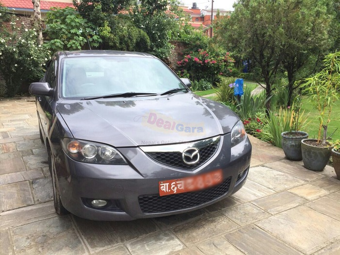 mazda 3 2008 price rs 24 00 000 kathmandu nepal. Black Bedroom Furniture Sets. Home Design Ideas