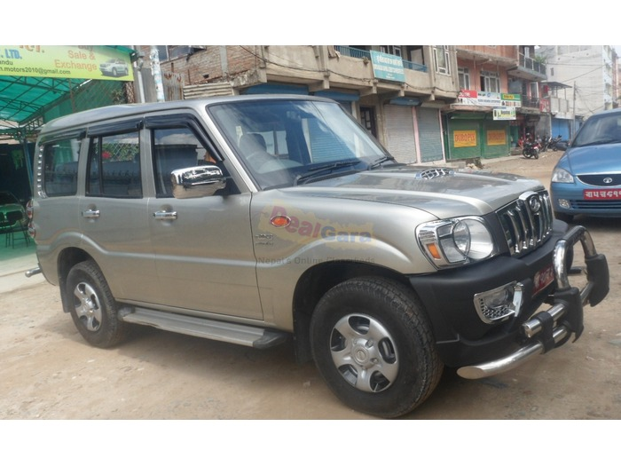 Range Rover Car Price In Nepal >> Mahindra Scorpio 2013 On sale [Price Rs. 27,50,000] Kathmandu, Nepal - DealGara.com