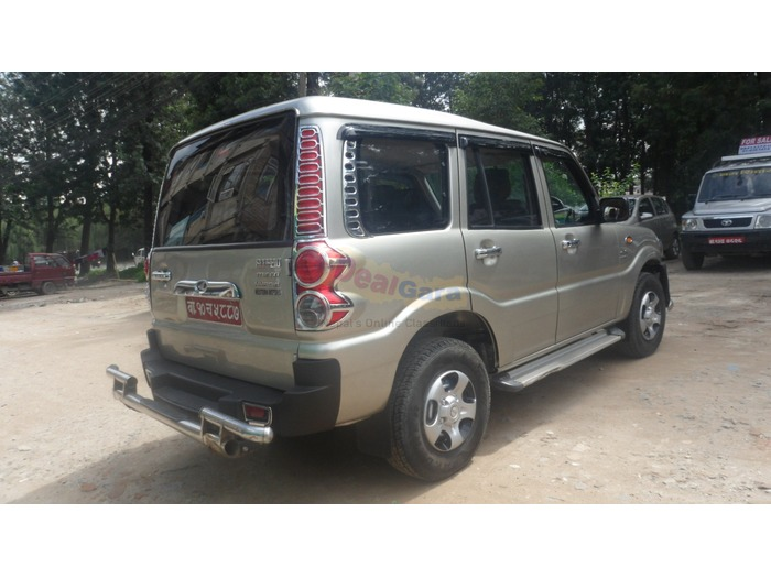 Mahindra Scorpio 2013 On Sale Price Rs 27 50 000