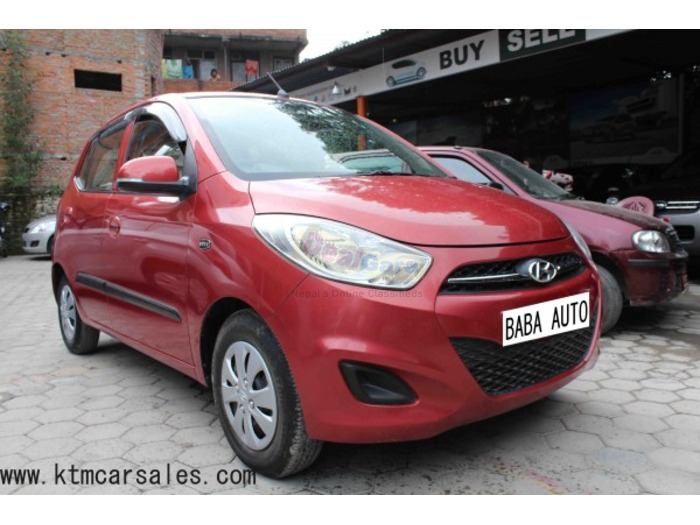 hyundai i10 magna 2010 price rs 15 75 000 kathmandu. Black Bedroom Furniture Sets. Home Design Ideas