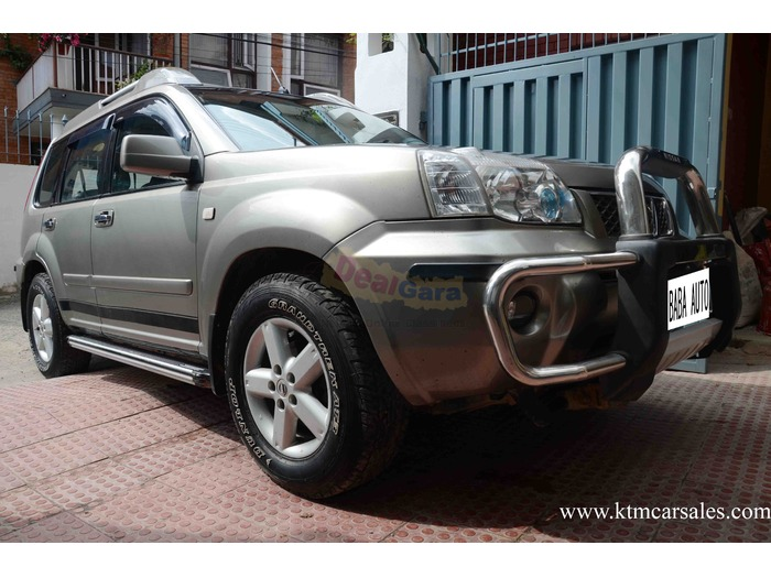 nissan x trail 2006 price rs 34 00 000 kathmandu nepal. Black Bedroom Furniture Sets. Home Design Ideas